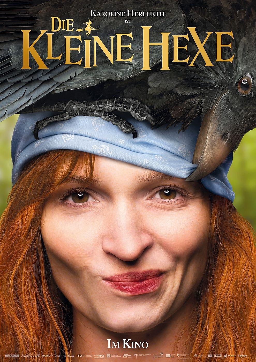 Die kleine Hexe (2017) (Poster)