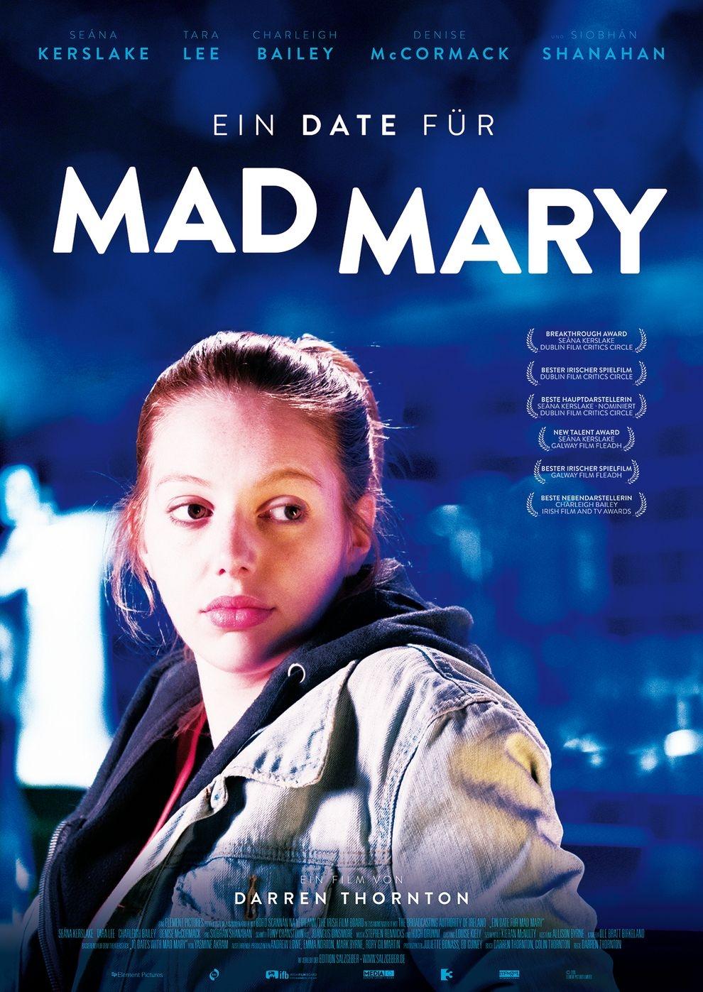 Ein Date für Mad Mary (Poster)