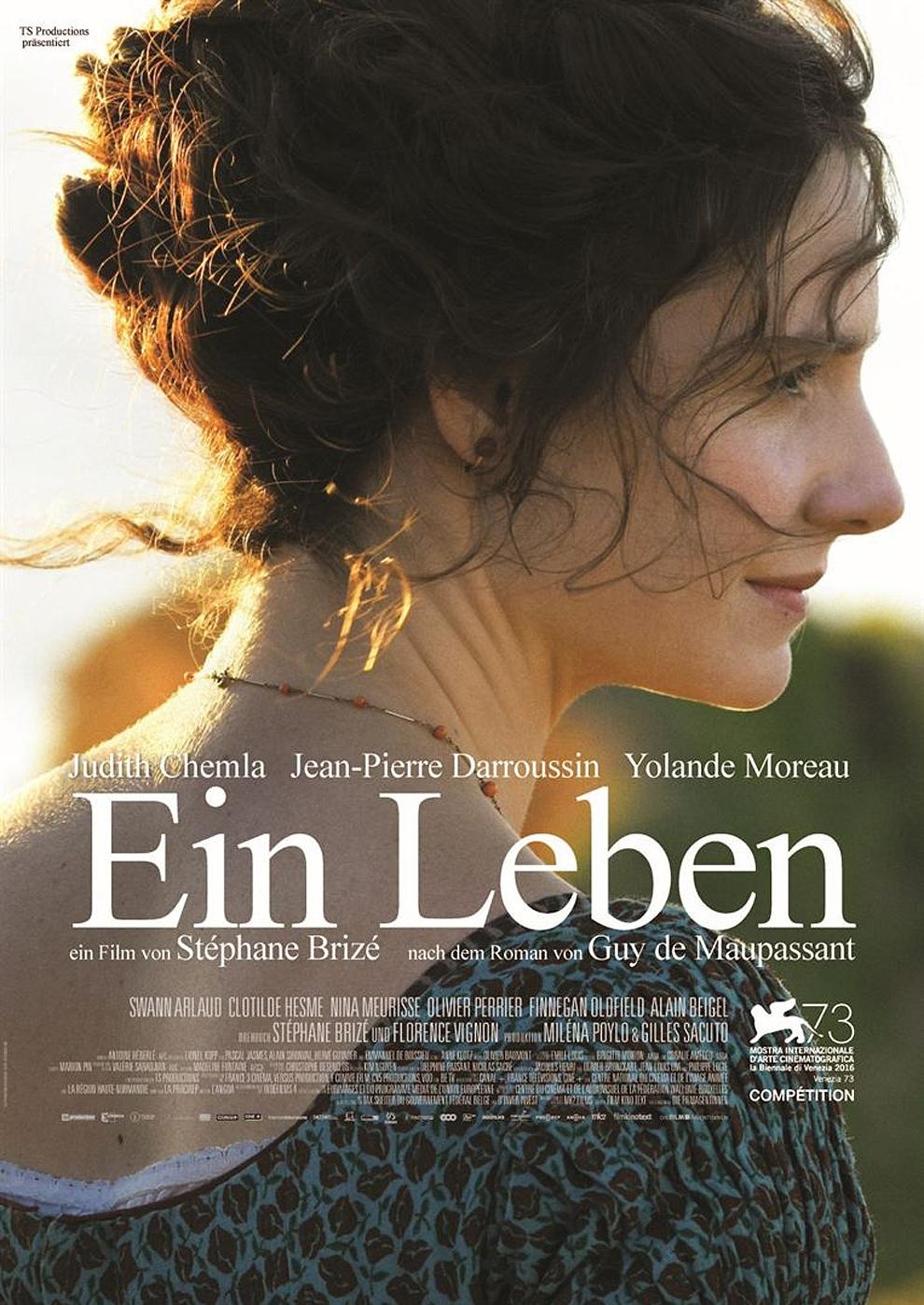 Ein Leben (Poster)