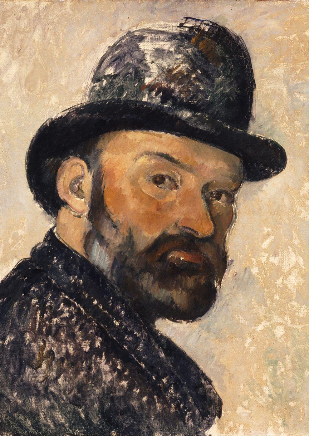 Exhibition on Screen: Cézanne Portraits eines Lebens (Poster)