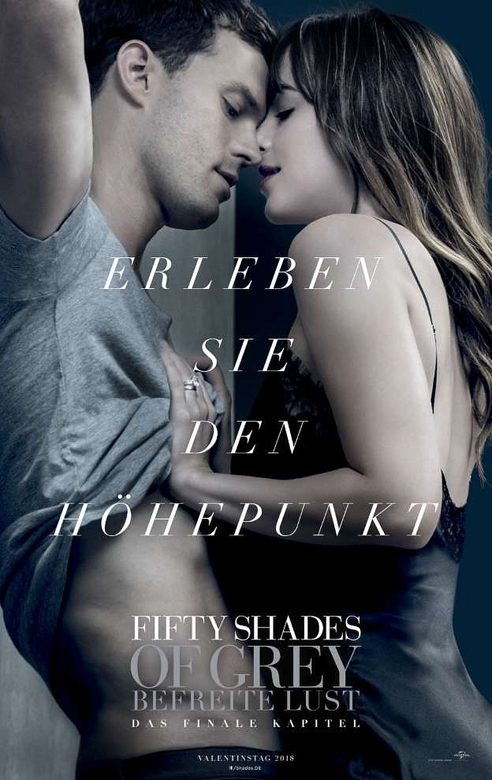 Fifty Shades of Grey - Befreite Lust (Poster)