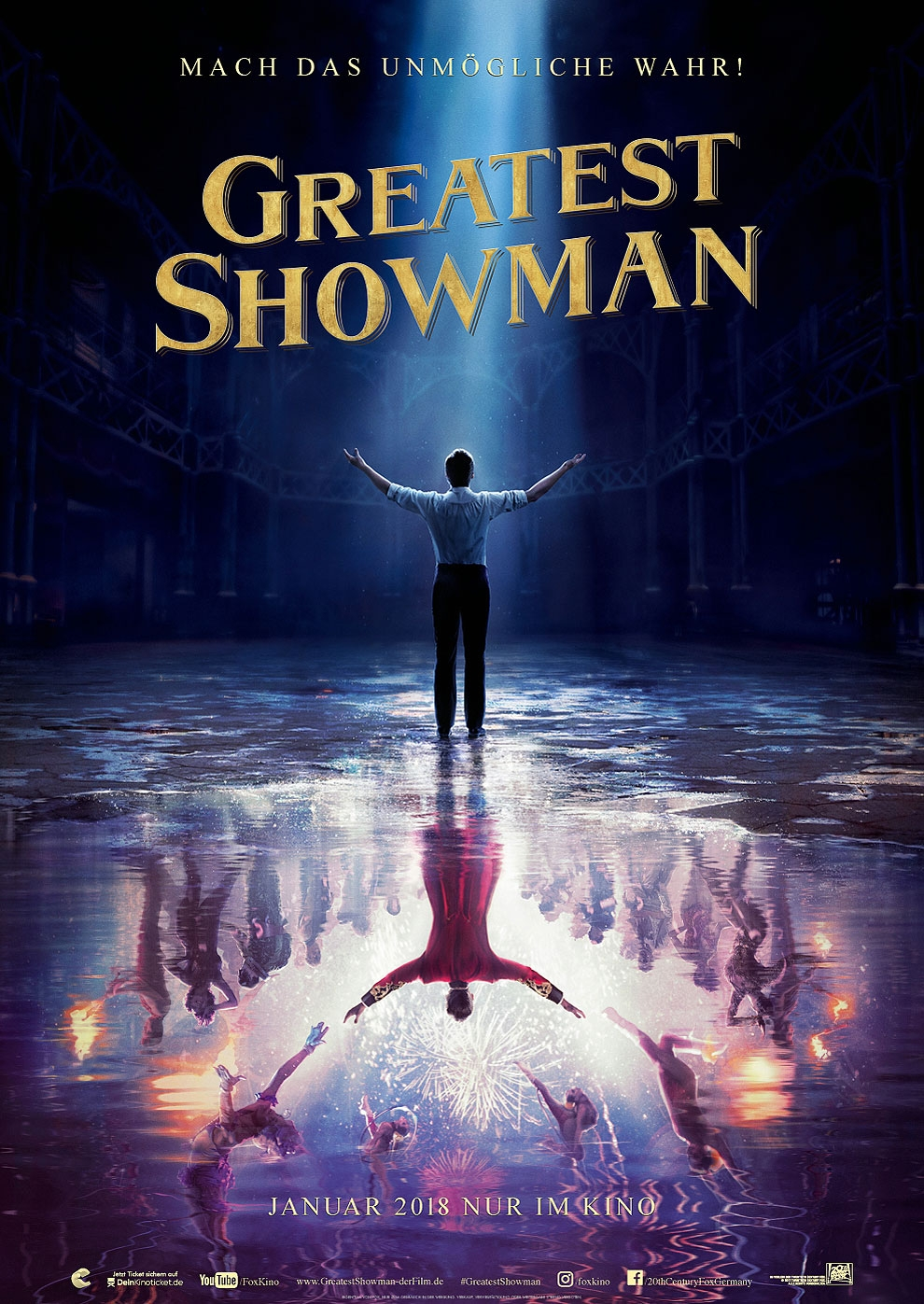 Greatest Showman (Poster)