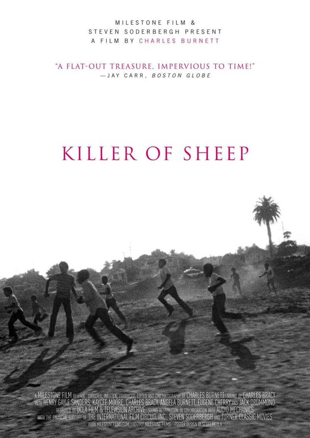 Killer of Sheep (Poster)