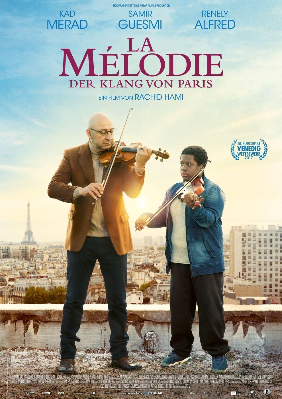 La Mélodie - Der Klang von Paris (Poster)