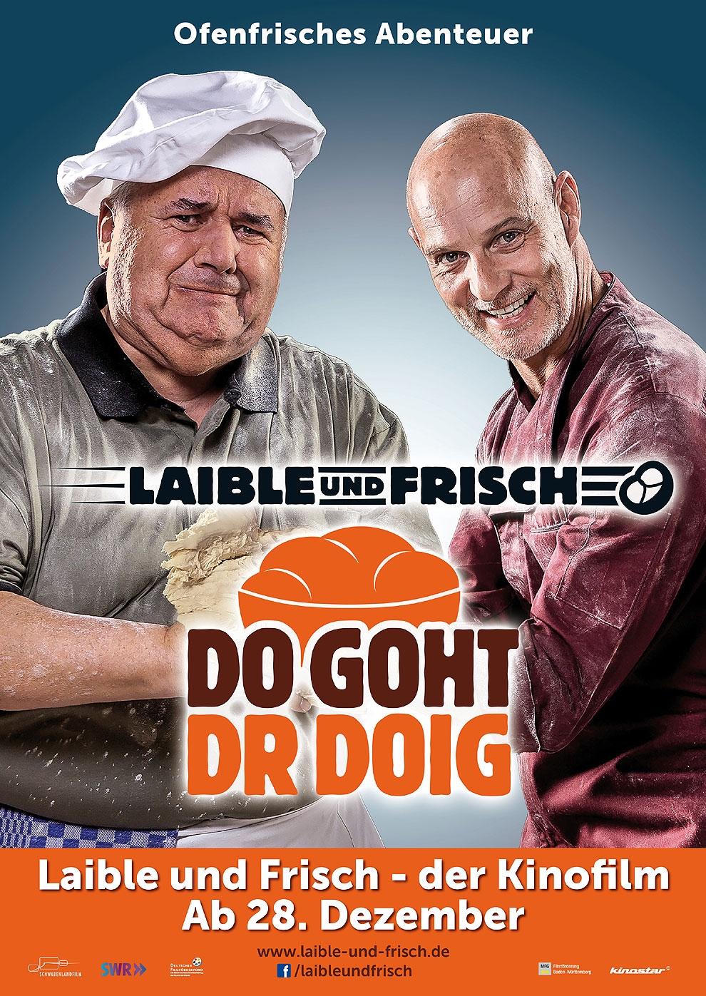 Laible und Frisch - Do Goht Dr Doig (Poster)