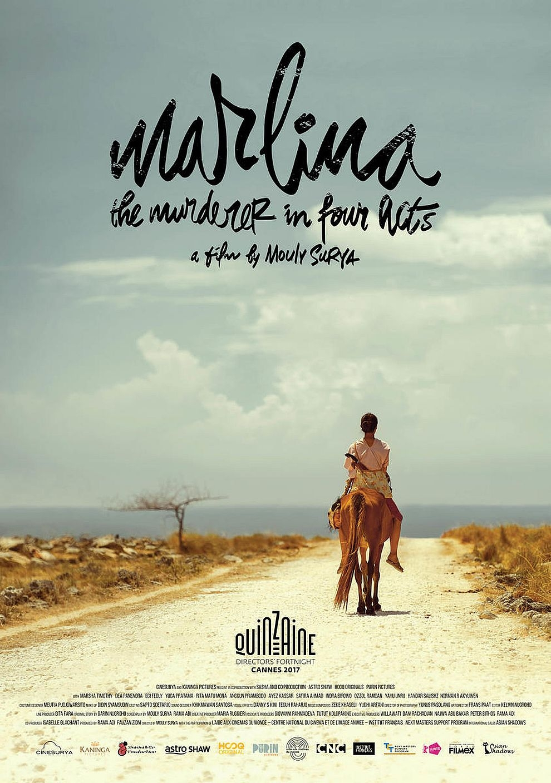 Marlina - die Mörderin in vier Akten (Poster)