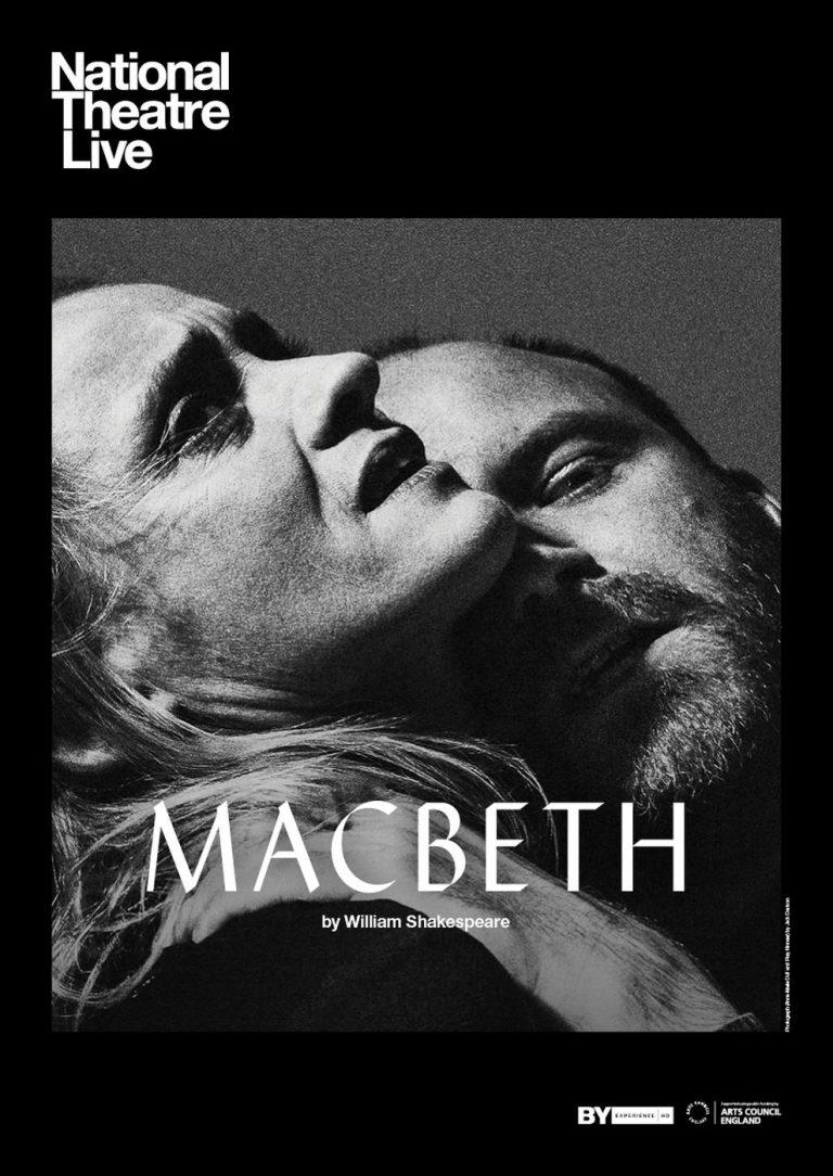 National Theatre London: Macbeth 2017/18 Aufzeichnung (Poster)
