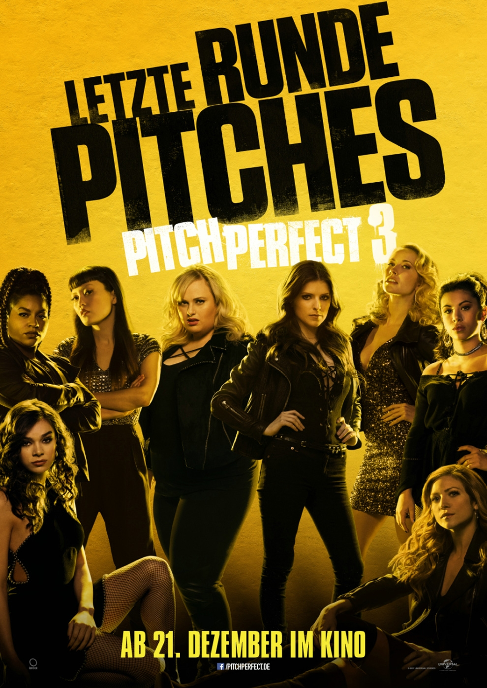 Pitch Perfect 3 (Poster)