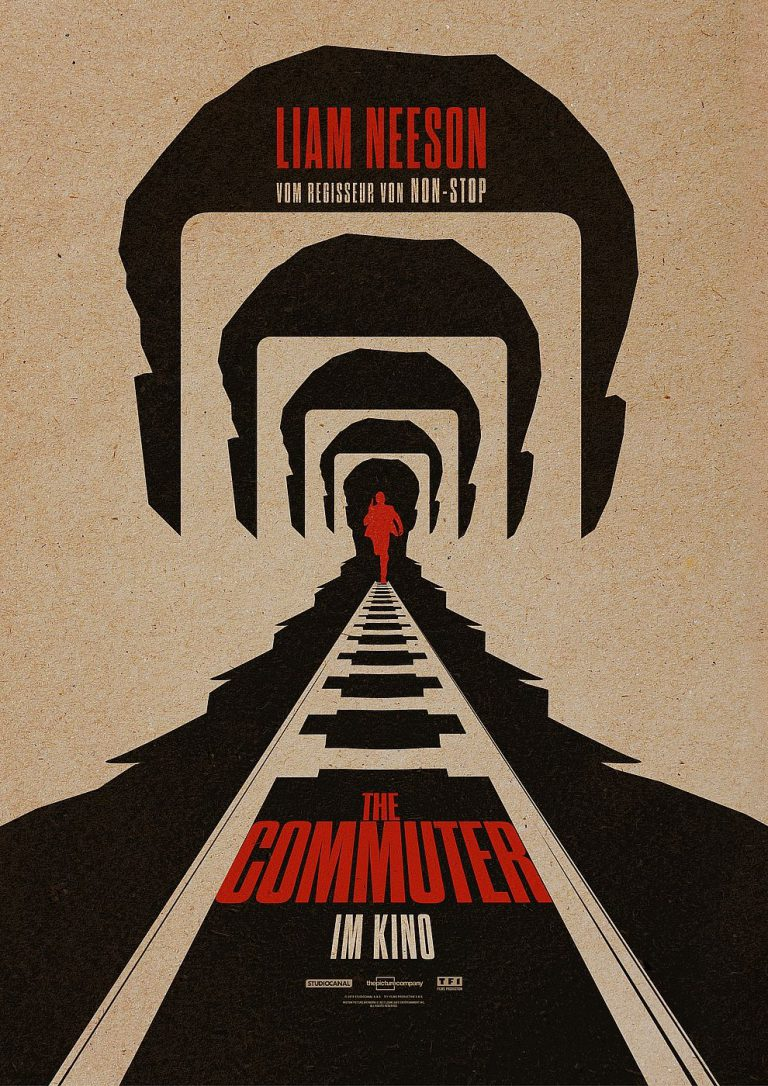 The Commuter (Poster)