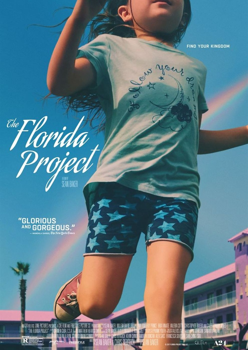 The Florida Project (Poster)