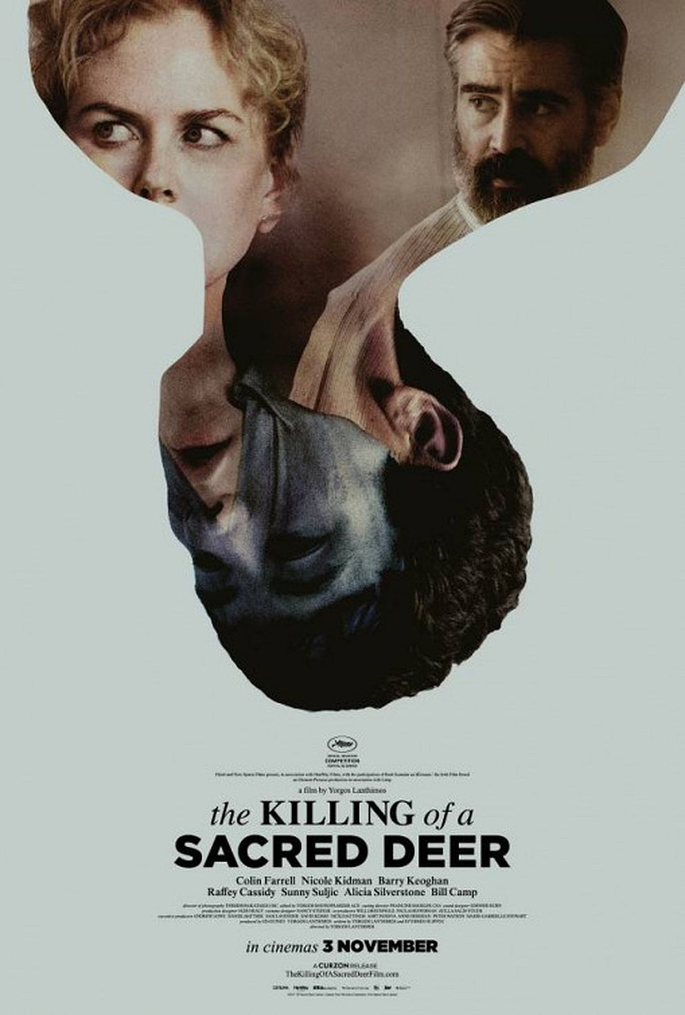 The Killing of the Sacred Deer (Poster)