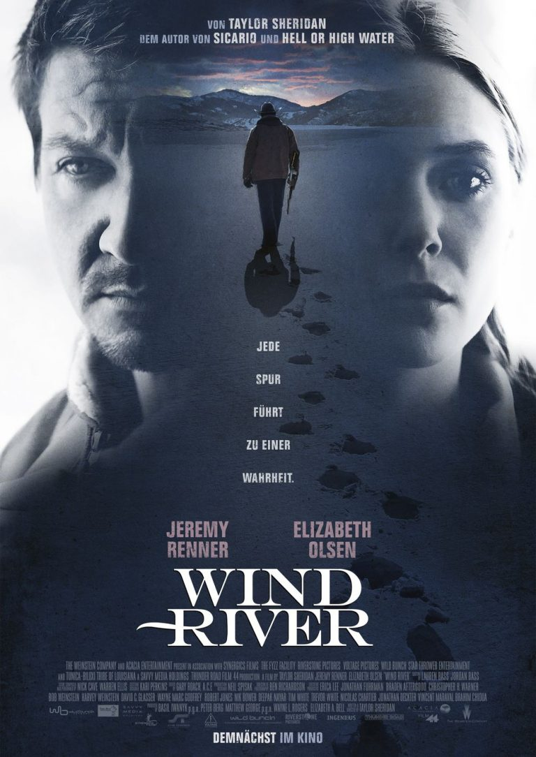 Wind River (Poster)