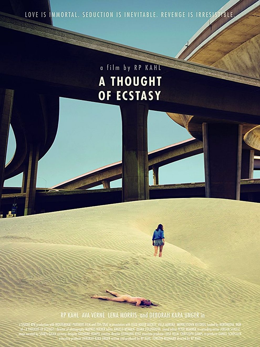 A Thought of Ecstasy (Poster)