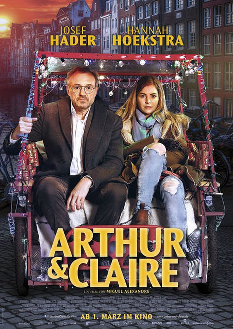 Arthur & Claire (Poster)