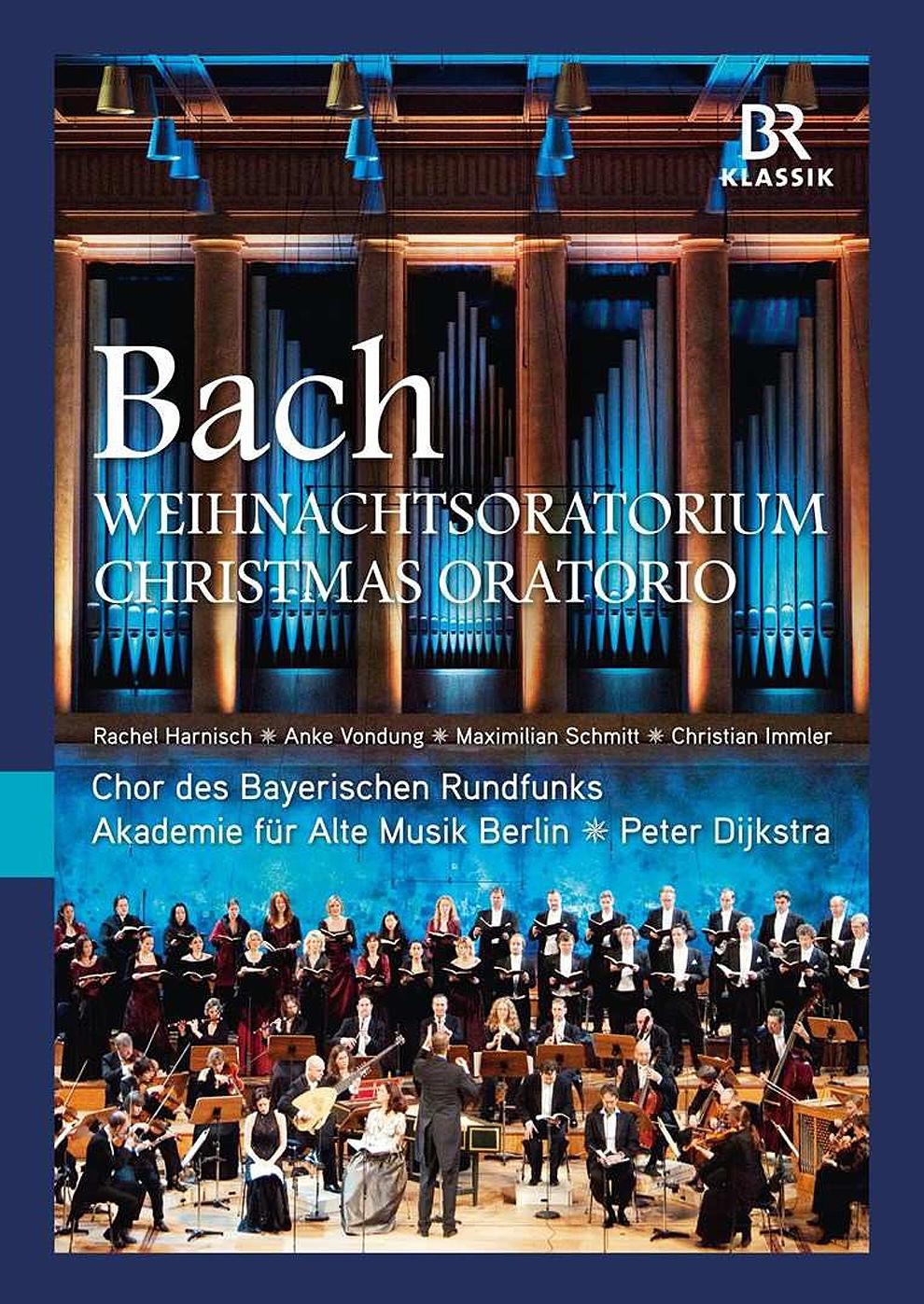 Bach: Weihnachtsoratorium (Poster)