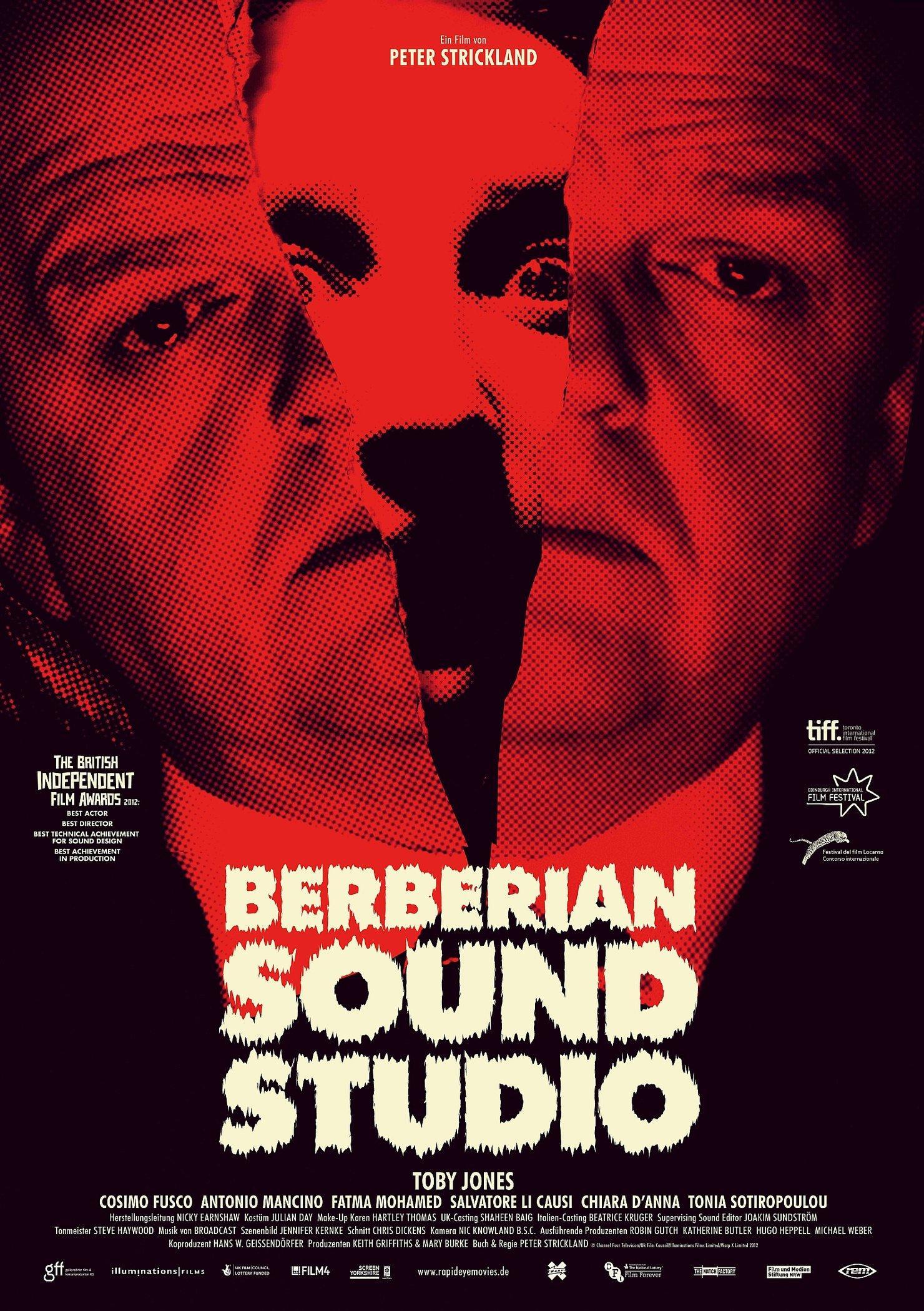 Berberian Sound Studio (Poster)