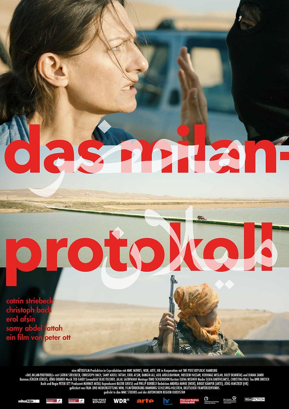 Das Milan-Protokoll (Poster)