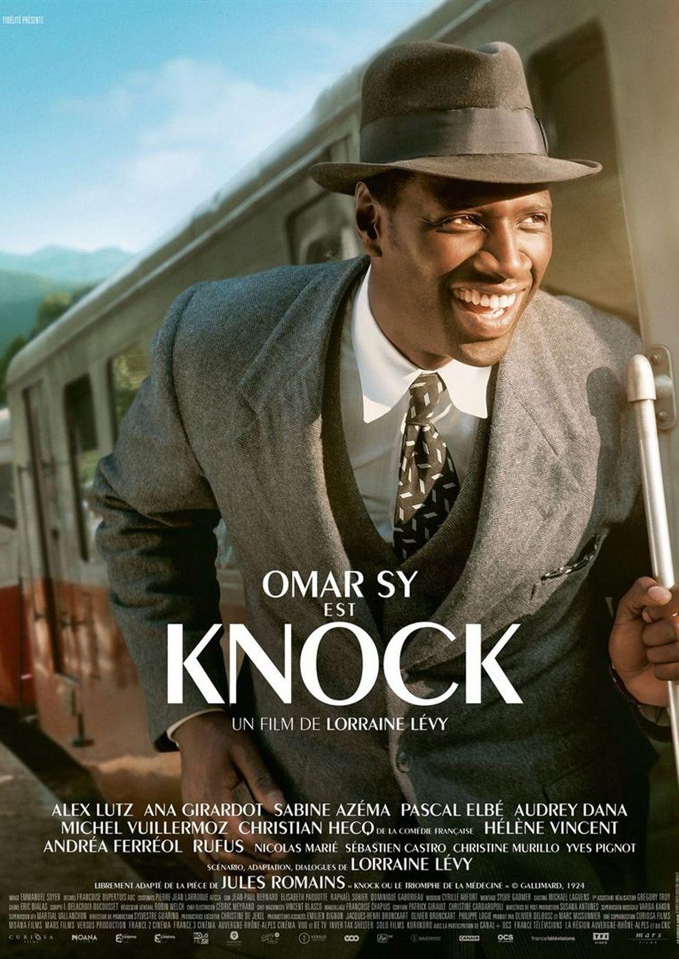 Docteur Knock - Ein Arzt mit gewissen Nebenwirkungen (Poster)
