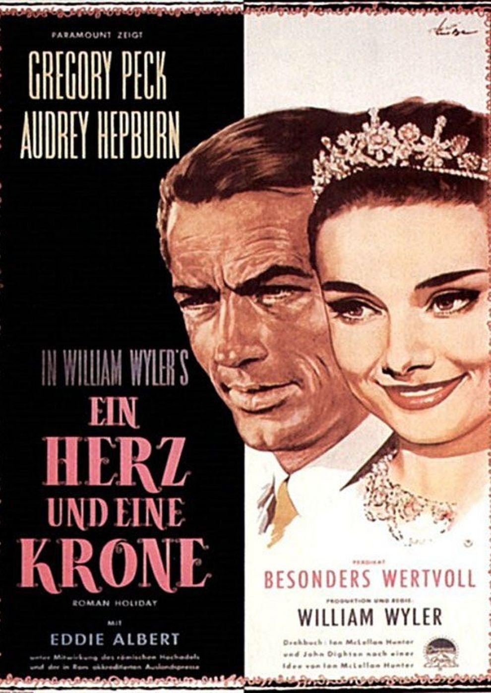 Ein Herz und eine Krone (Poster)