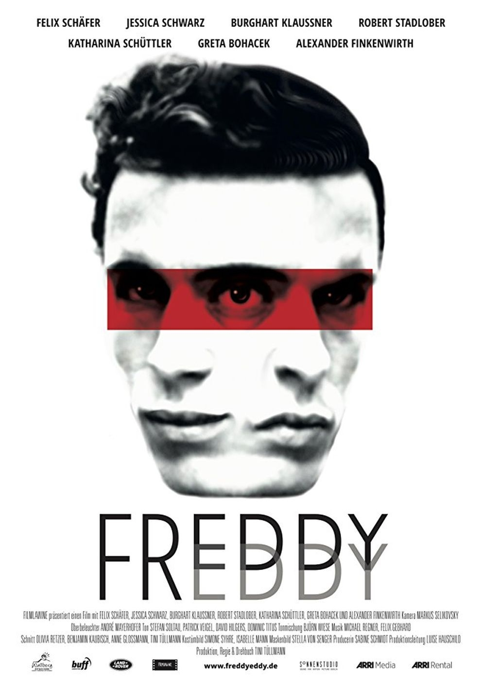 Freddy/Eddy (Poster)