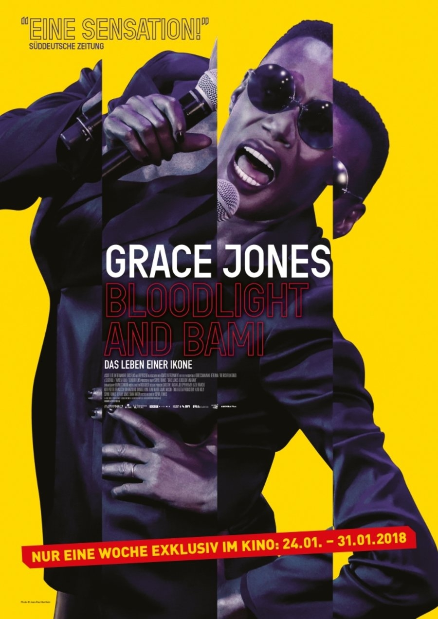 Grace Jones: Bloodlight and Bami - Das Leben einer Ikone (Poster)