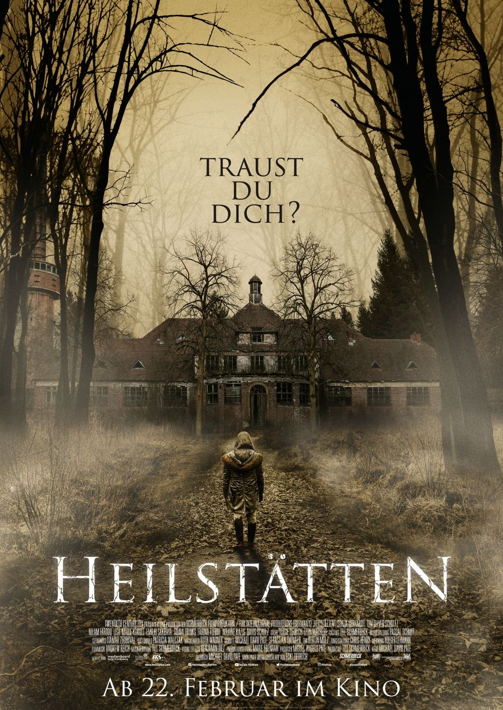 Heilstätten (Poster)