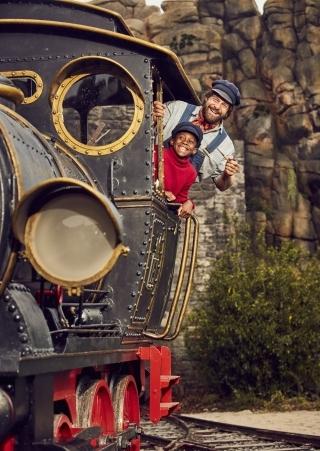 Jim Knopf und Lukas der Lokomotivführer (2018) (Poster)