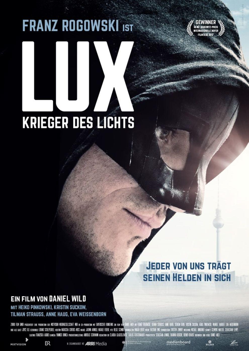 Lux - Krieger des Lichts (Poster)