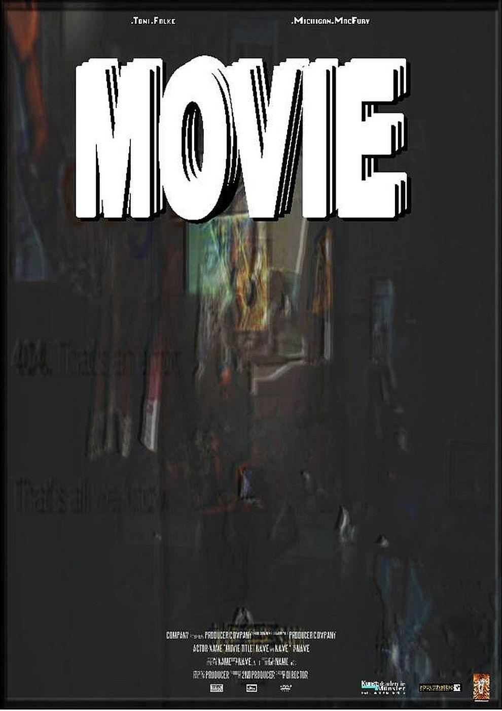 Movie (Poster)