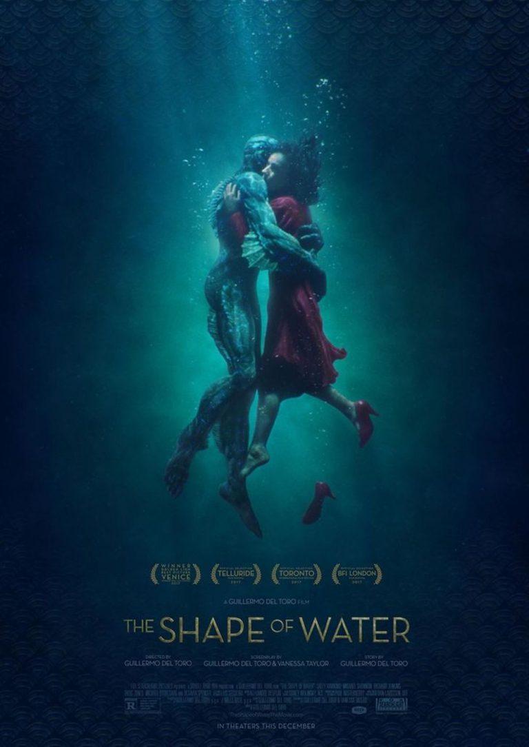 Shape of Water - Das Flüstern des Wassers (Poster)