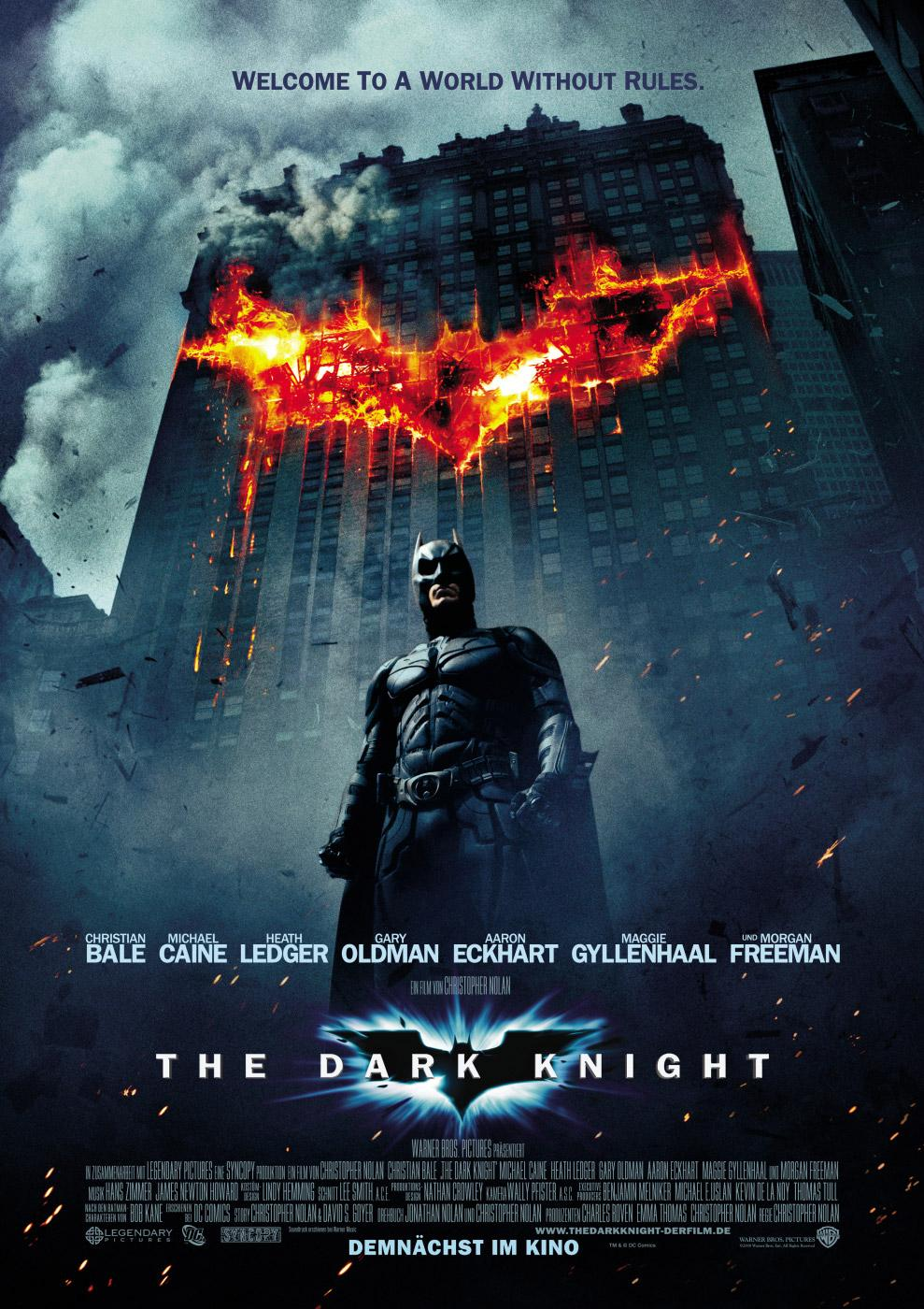 The Dark Knight (Poster)