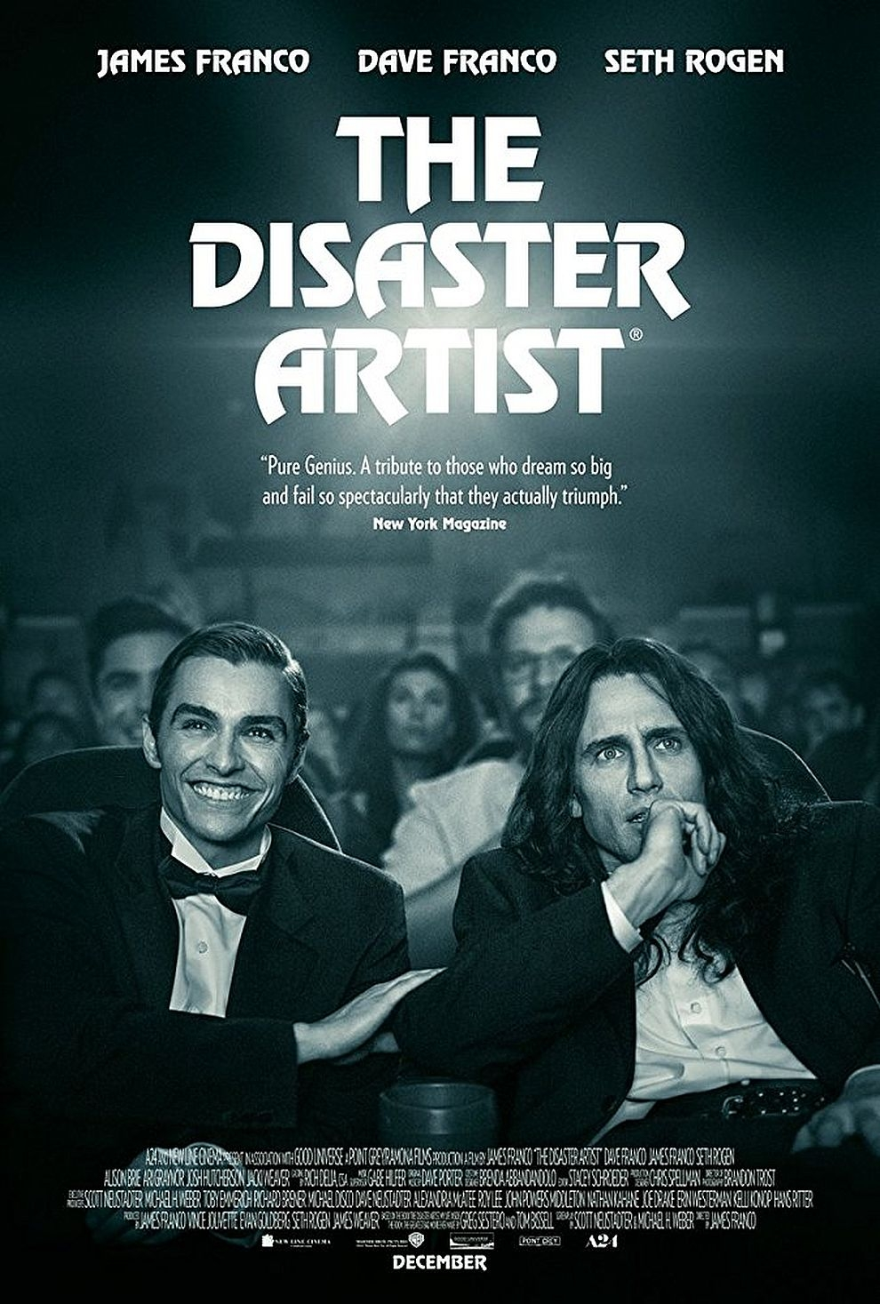 The Disaster Artist (Poster)