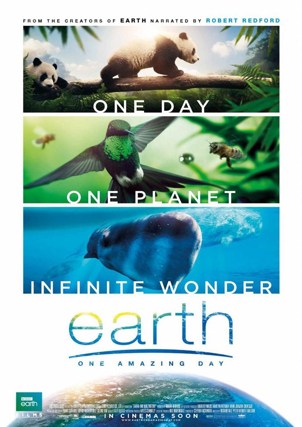 Unsere Erde 2 (Poster)