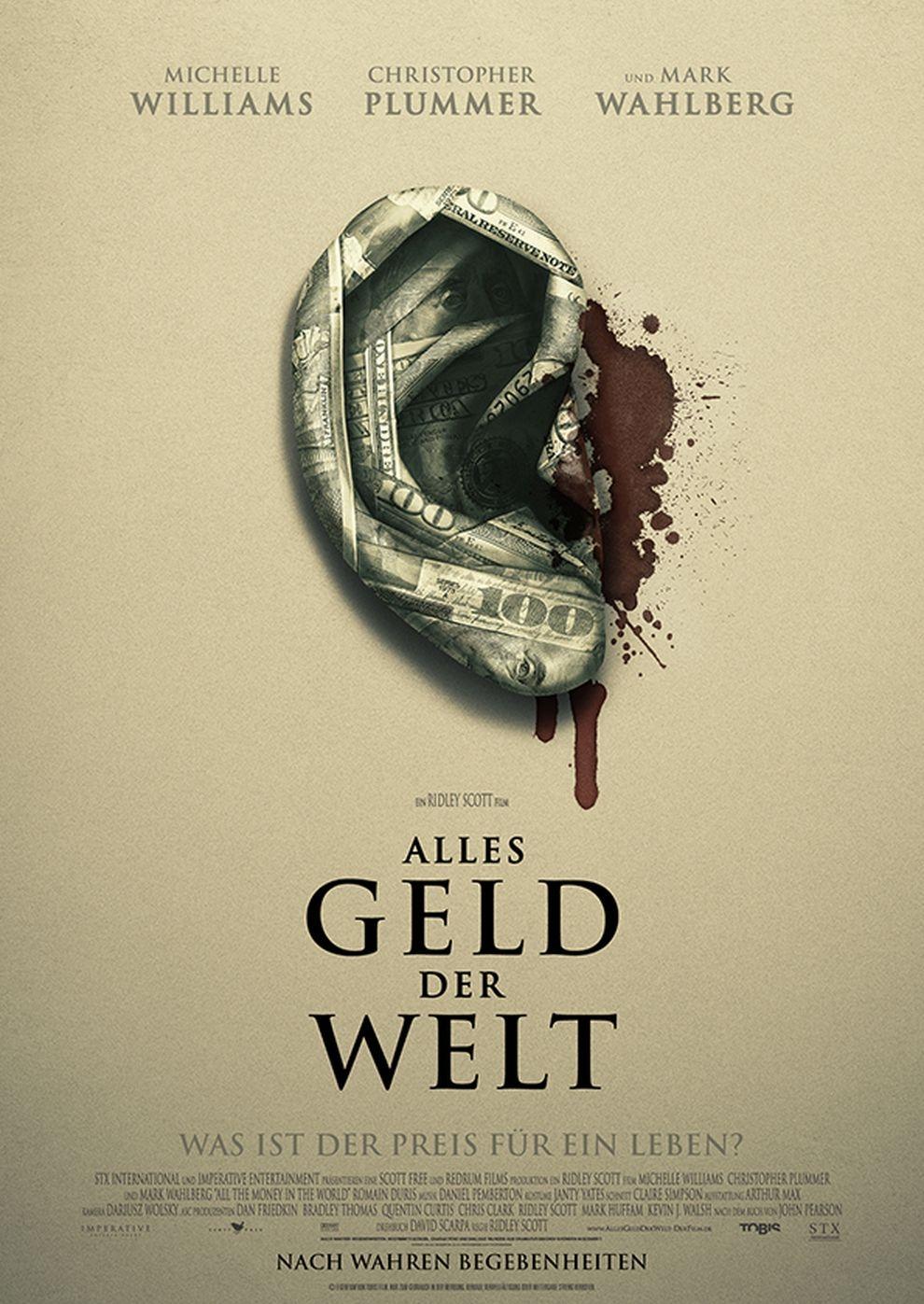 Alles Geld der Welt (Poster)