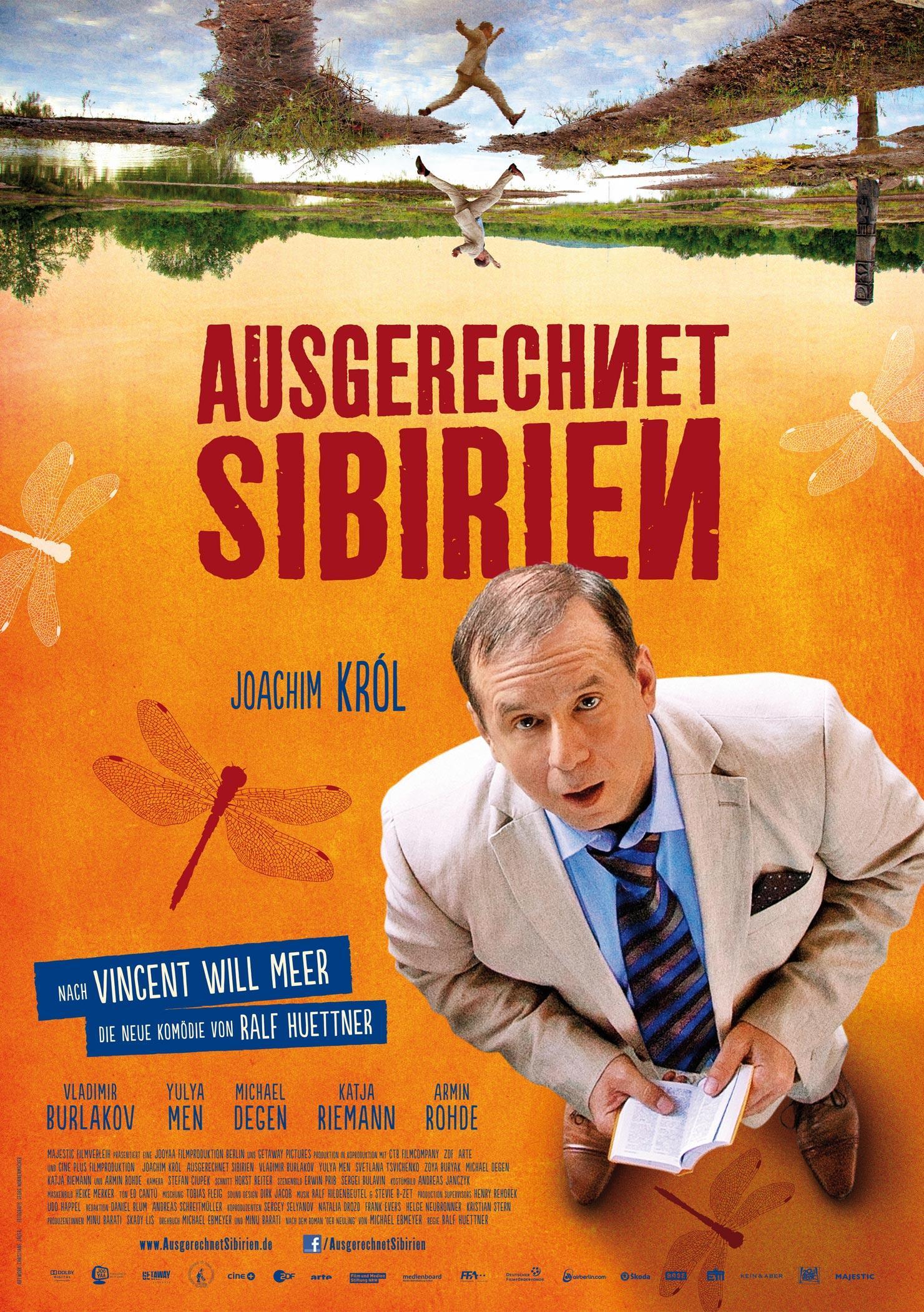 Ausgerechnet Sibirien (Poster)
