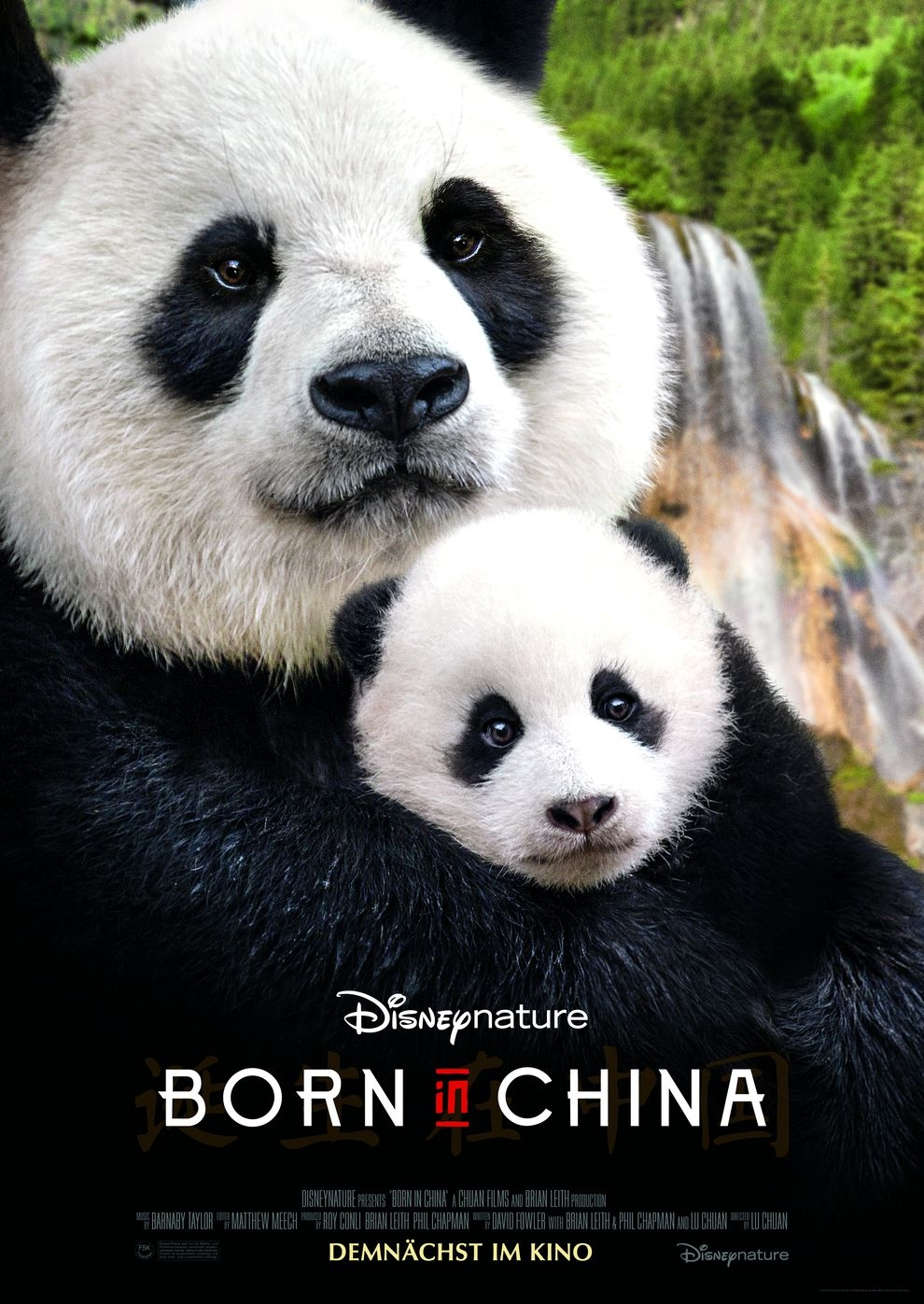 Born in China (Poster)