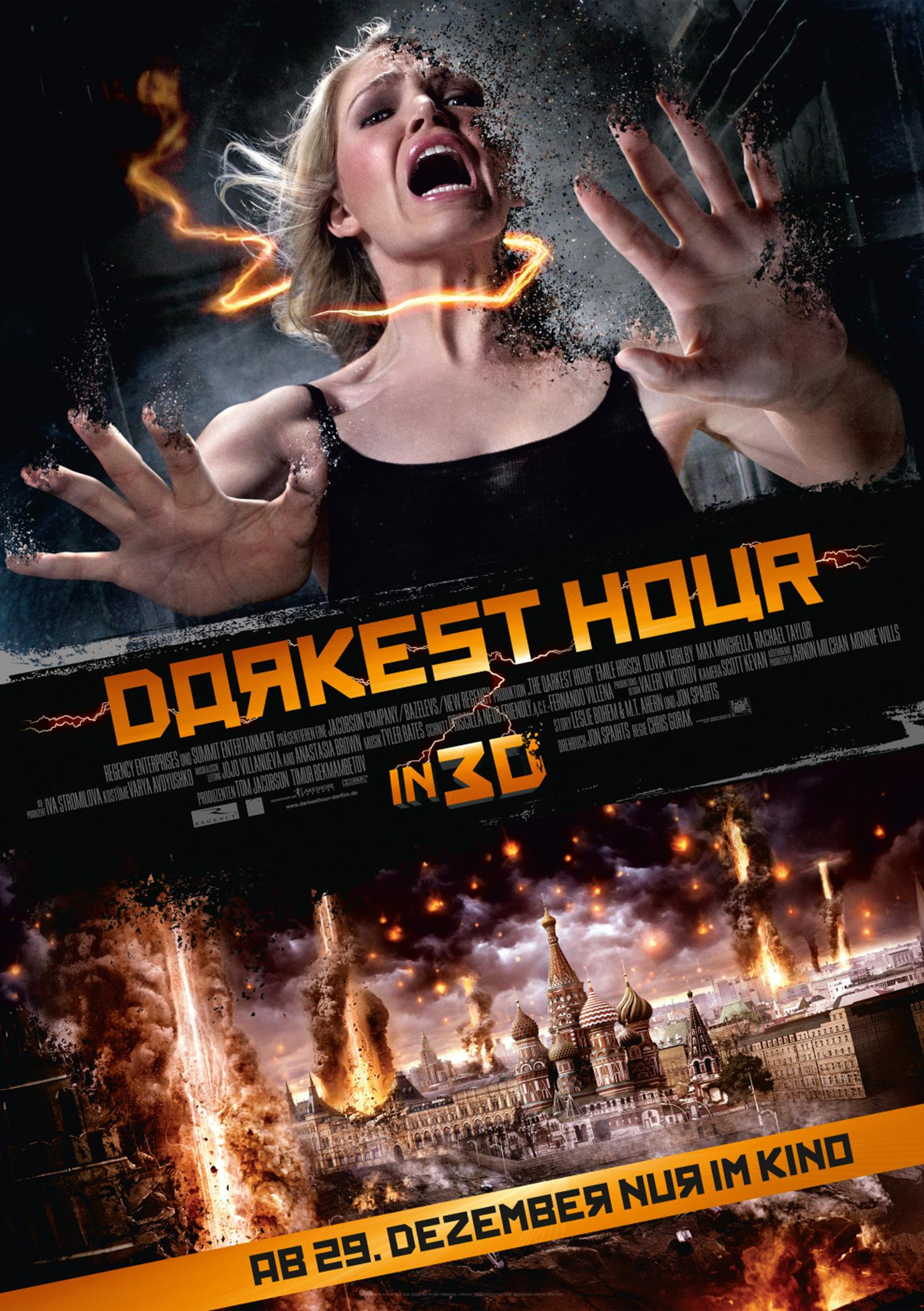 Darkest Hour (Poster)