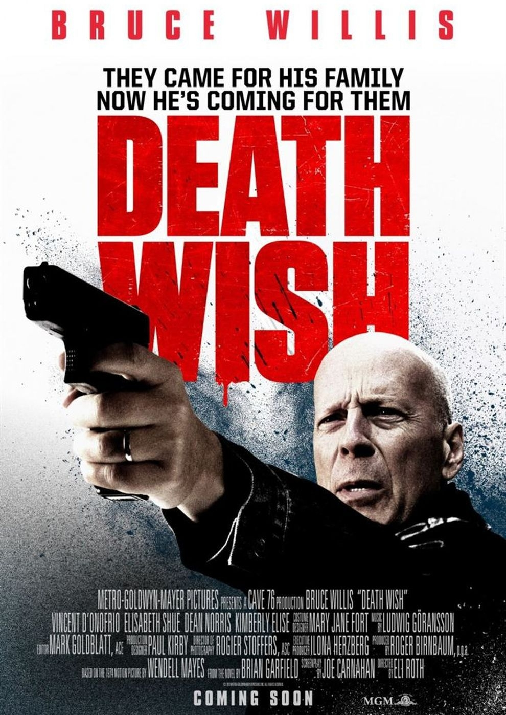 Death Wish (Poster)