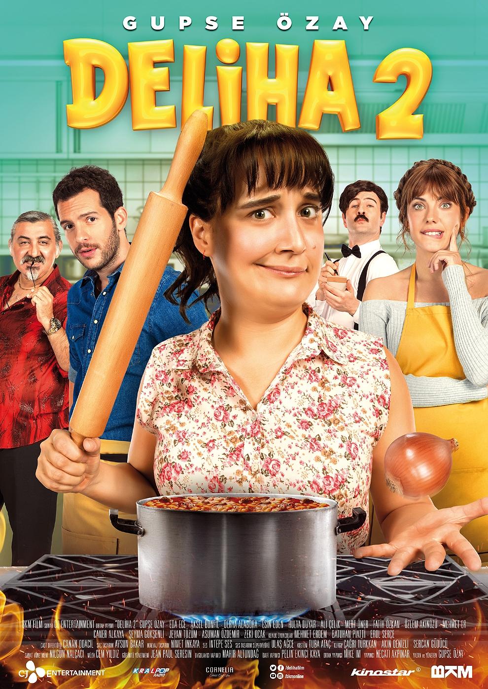 Deliha 2 (Poster)