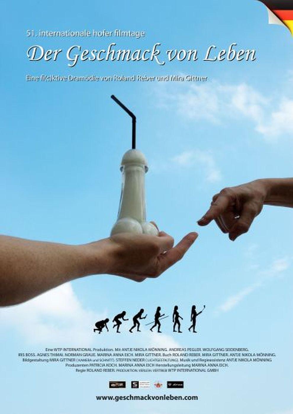 Der Geschmack von Leben (Poster)
