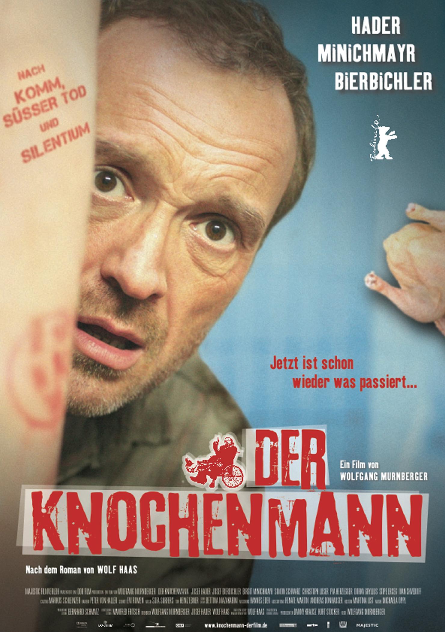 Der Knochenmann (Poster)