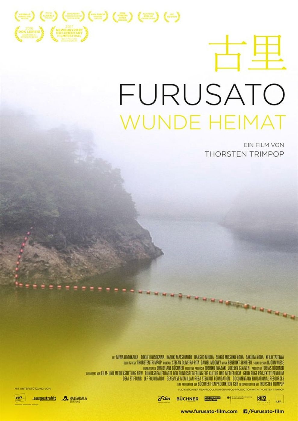 Furusato - Wunde Heimat (Poster)