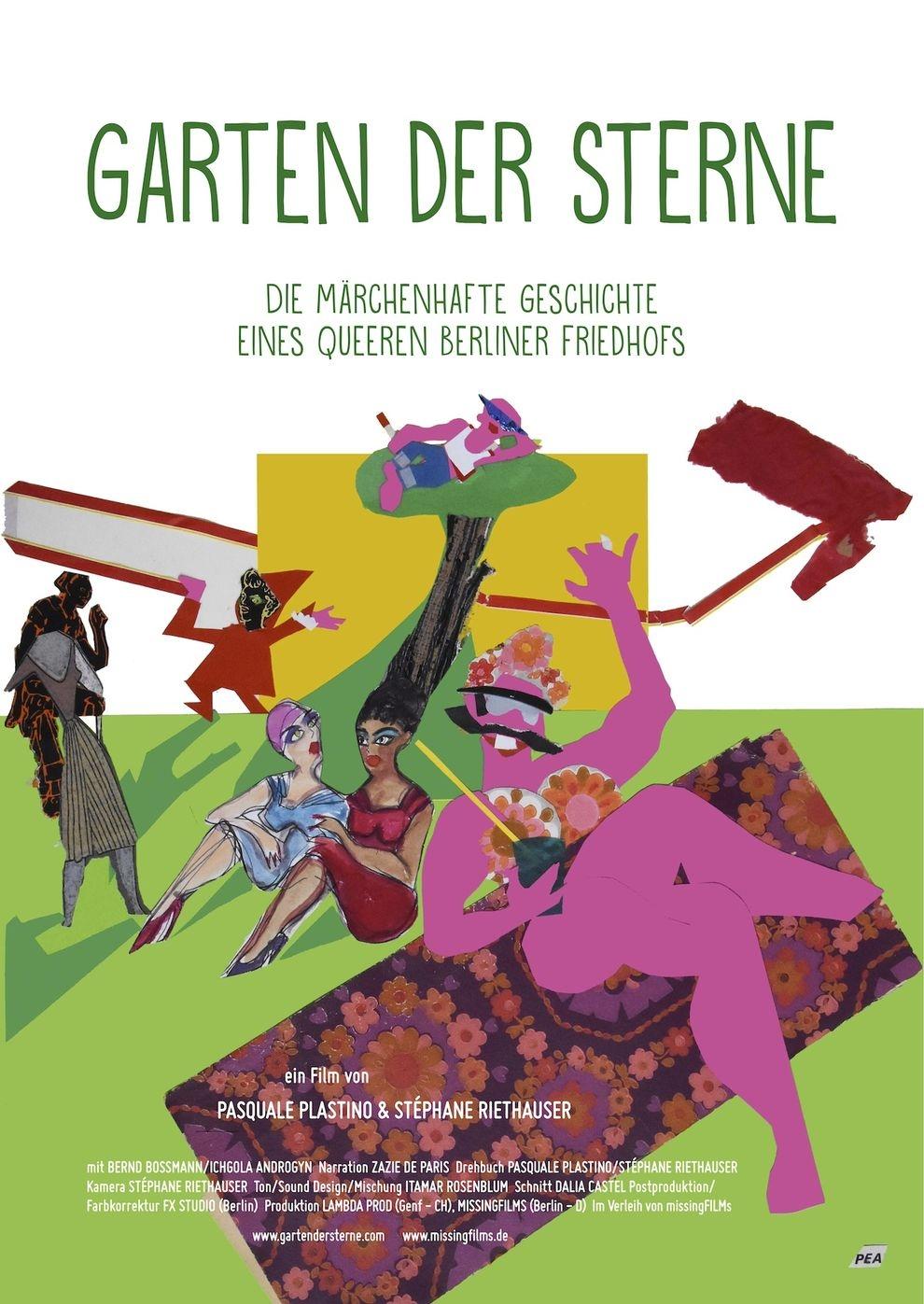 Garten der Sterne (Poster)