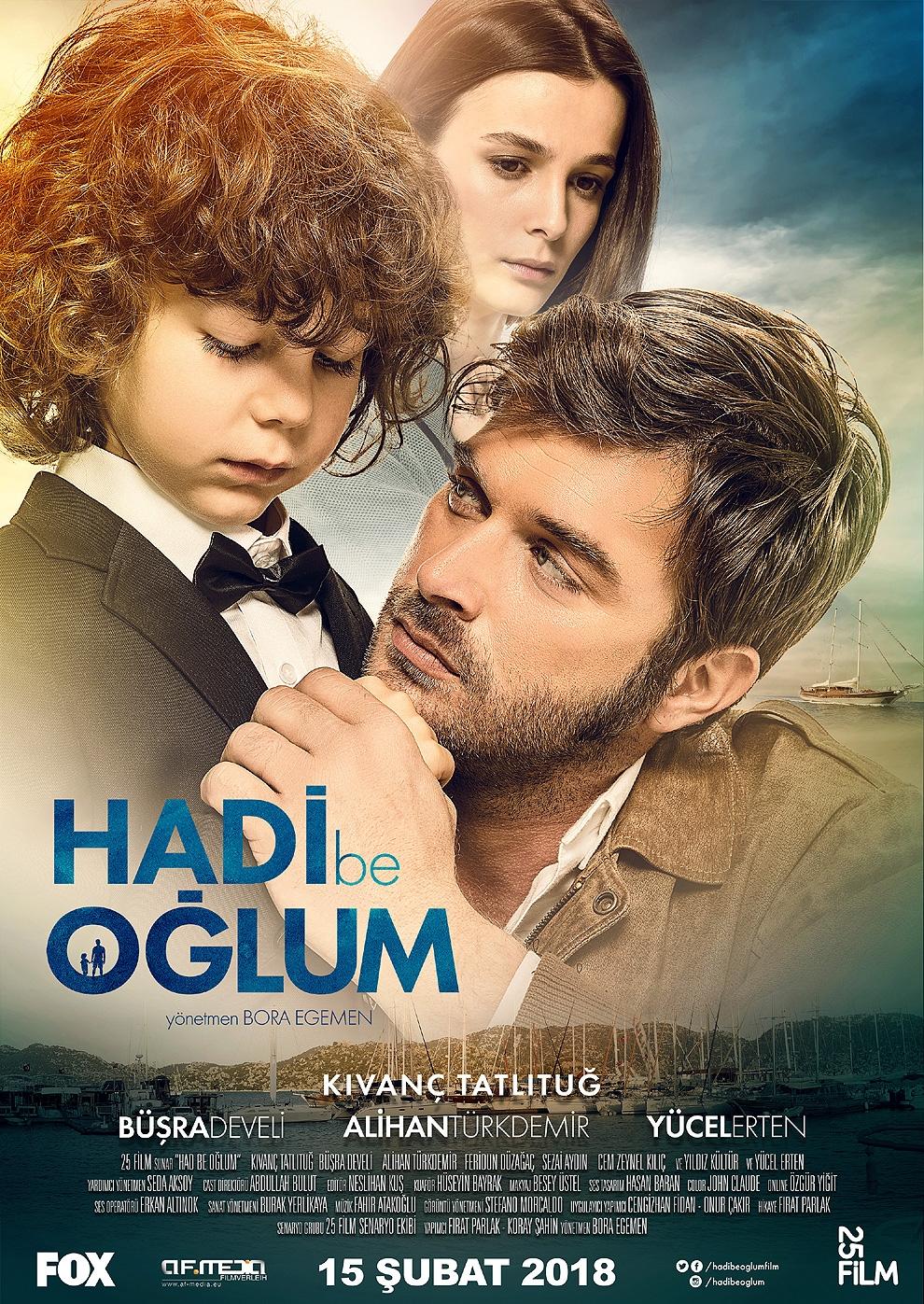 Hadi Be Oglum (Poster)