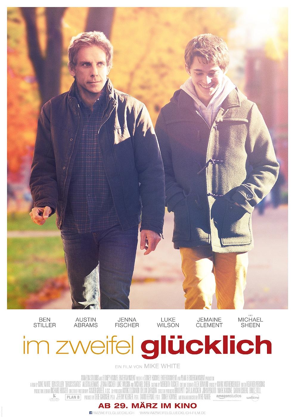 Im Zweifel glücklich (Poster)