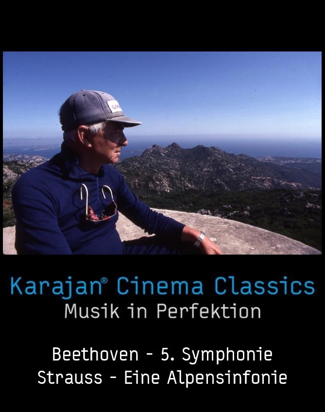 Karajan® Cinema Classics: Programm 1 (Poster)