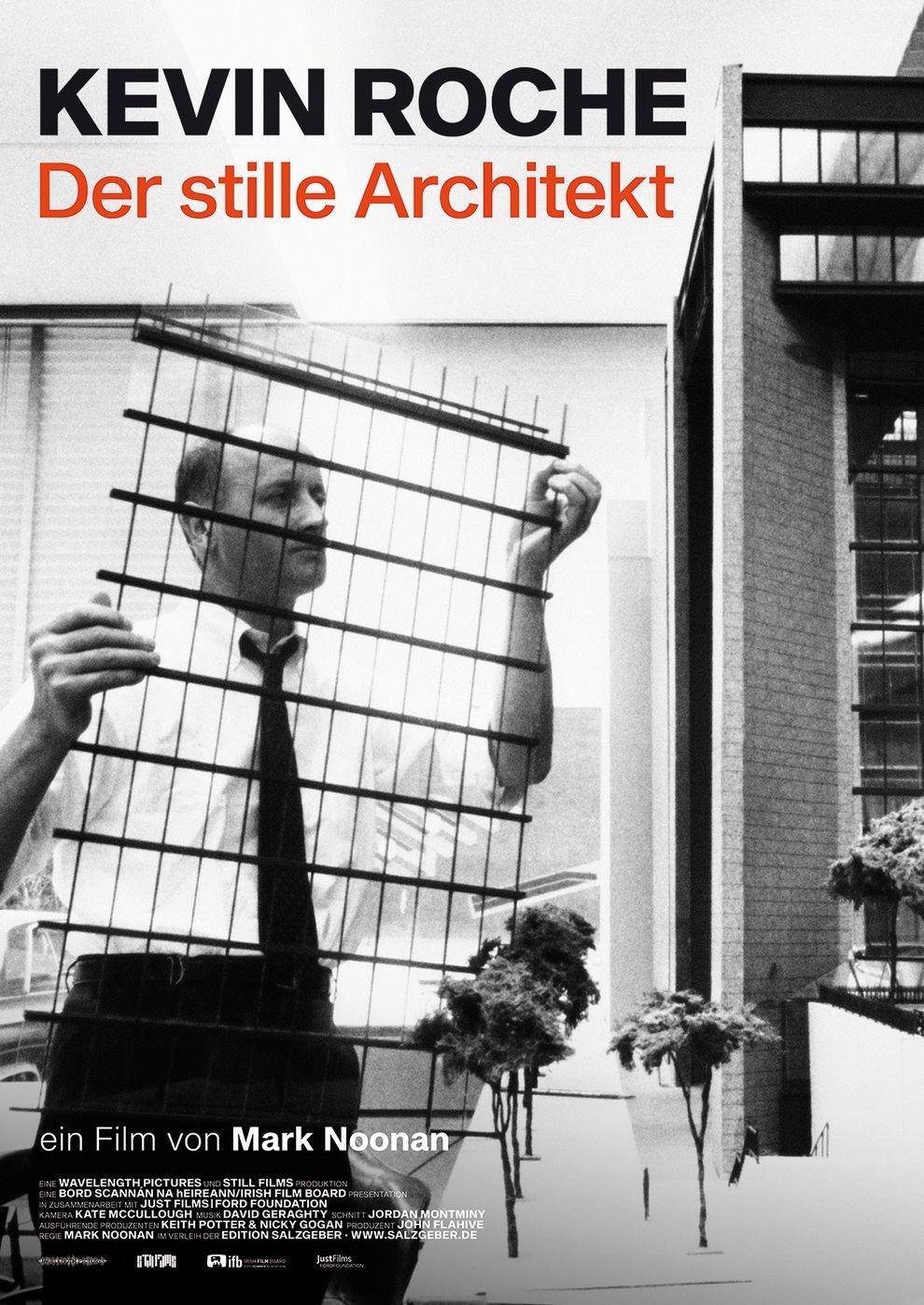 Kevin Roche: Der stille Architekt (Poster)