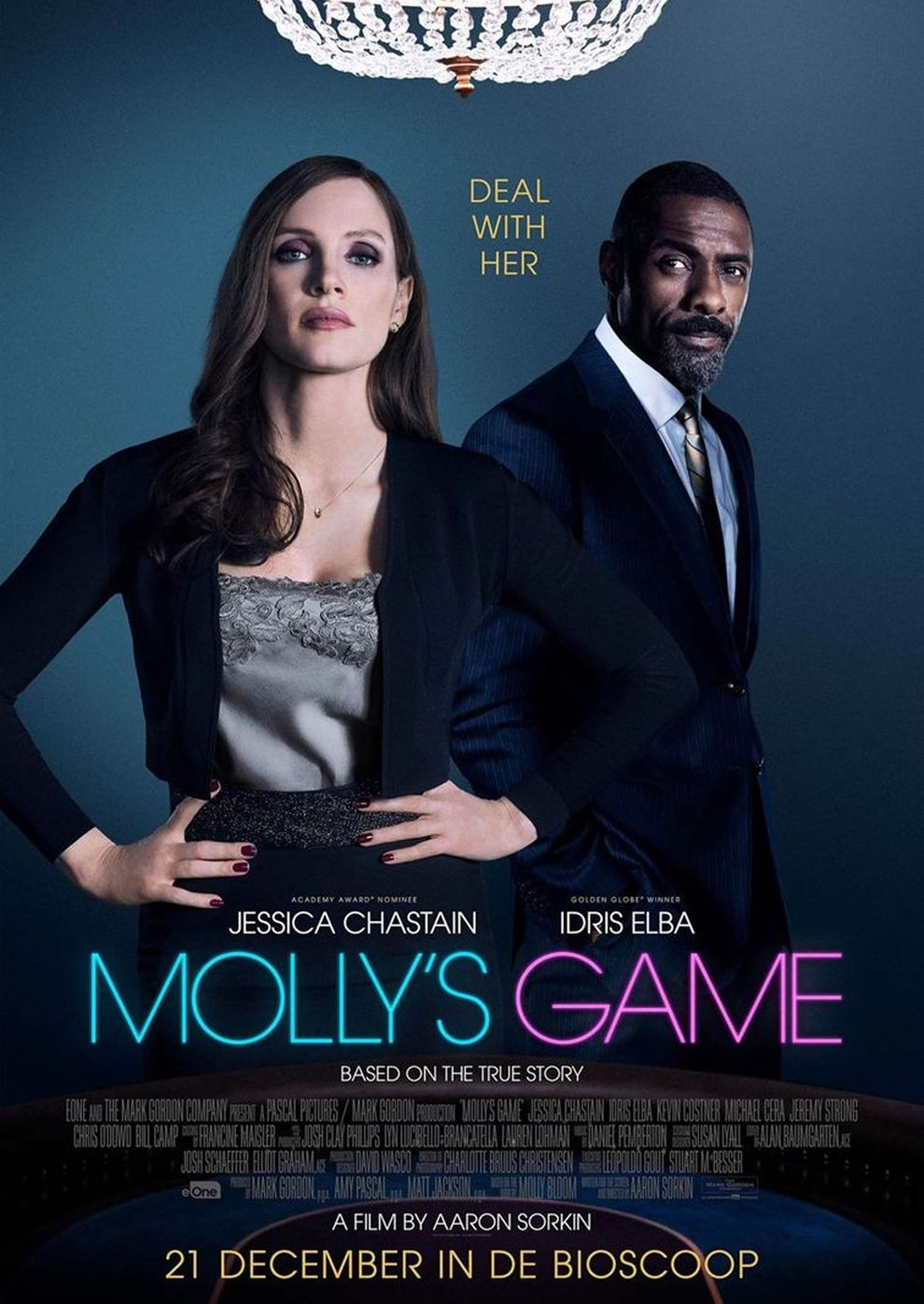 Molly's Game (Poster)