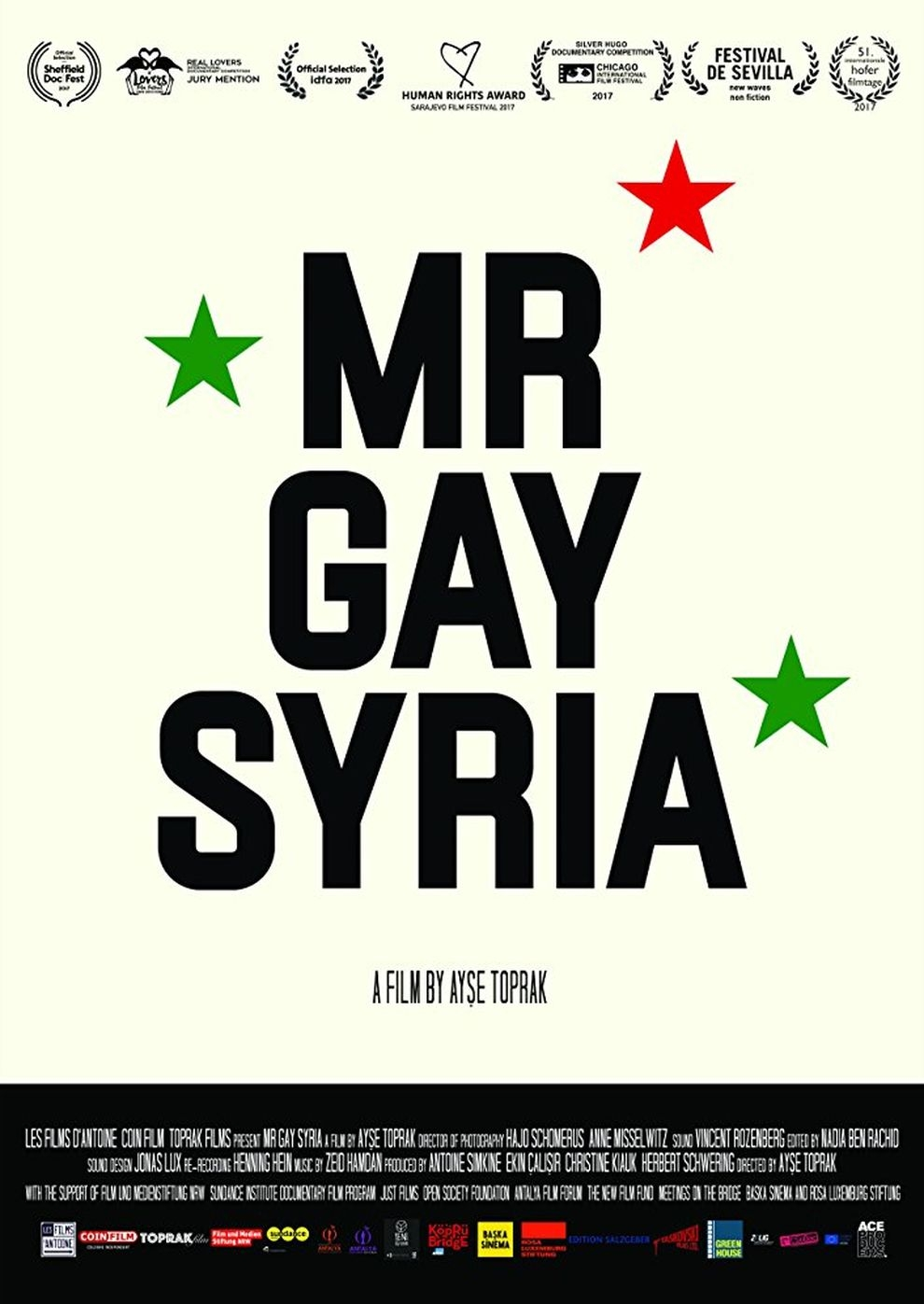 Mr. Gay Syria (Poster)