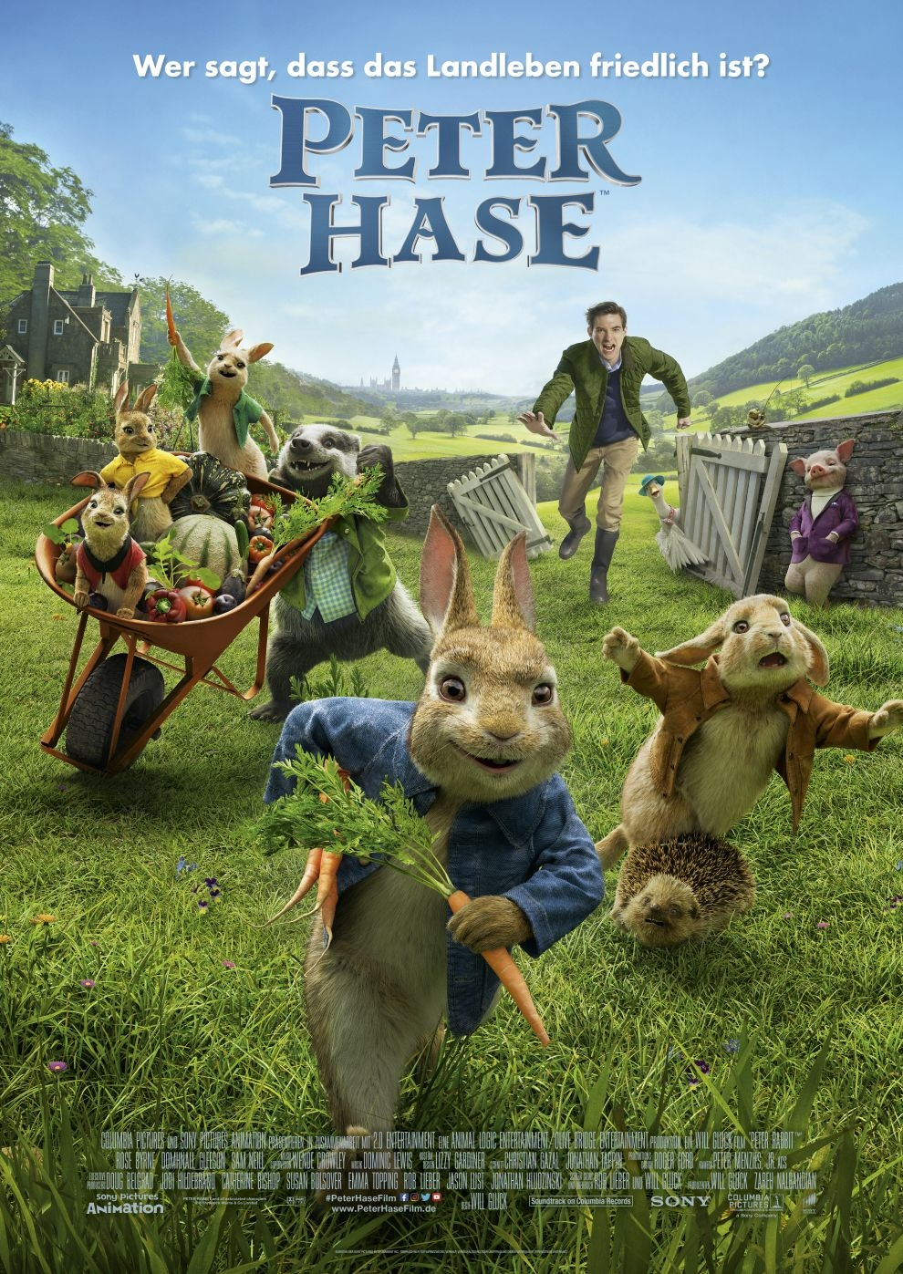 Peter Hase (Poster)